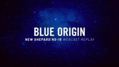 Blue Origin успешно испытала пассажирскую ракету New Shepard с Люком Скайуокером на борту (видео)