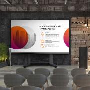 ViewSonic представляет новый предварительно сконфигурированный комплект LED-дисплея Direct View «всё в одном» (All-in-One Direct View) в твердом транспортировочном контейнере