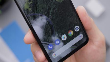 Бюджетный Google Pixel 5a засветился на фото: анонс не за горами