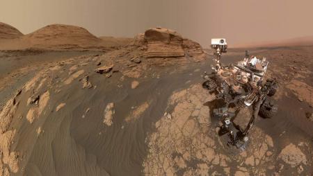 9 лет на Марсе: Curiosity празднует важную годовщину
