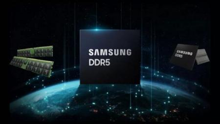 Samsung представила первый в мире модуль памяти DDR5-7200 объёмом 512 Гбайт