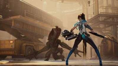 Фанатам NieR: Automata точно понравится – увлекательный трейлер игры Project Eve