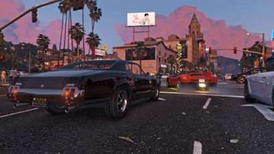 Игрок в GTA Online случайно повторил известную сцену из фильма «Двойной форсаж»