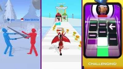 Лучшие мобильные игры за последнюю неделю: симулятор поединков и интересная музыкальная новинка