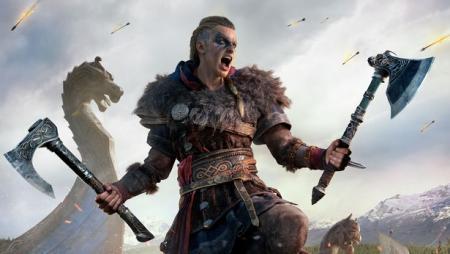 Сегодня выходит крупное обновление для игры Assassin's Creed Valhalla
