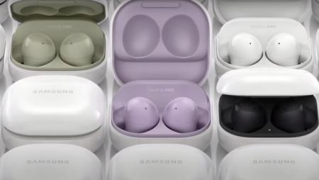 Samsung представила наушники Galaxy Buds 2 с шумоподавлением